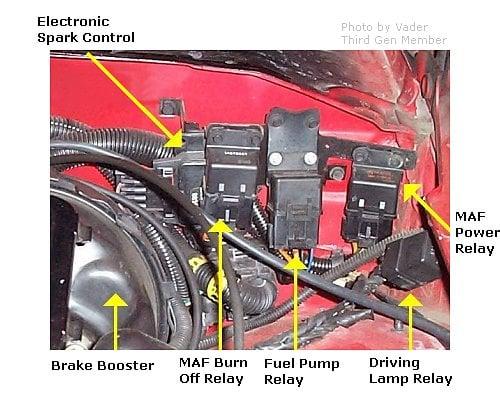 94 Camaro Fuel Wiring Diagram