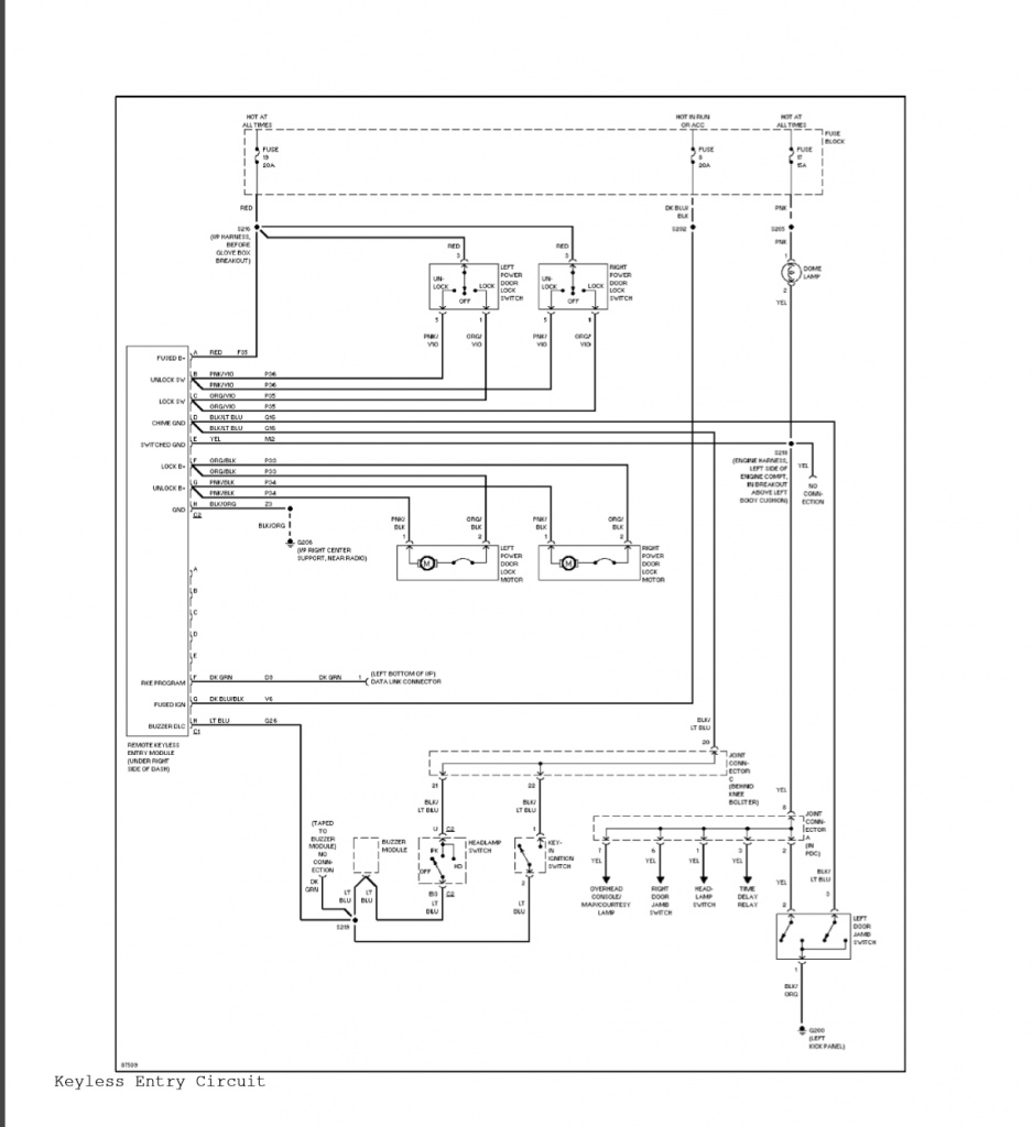 97 47re Transmission Wiring Diagram