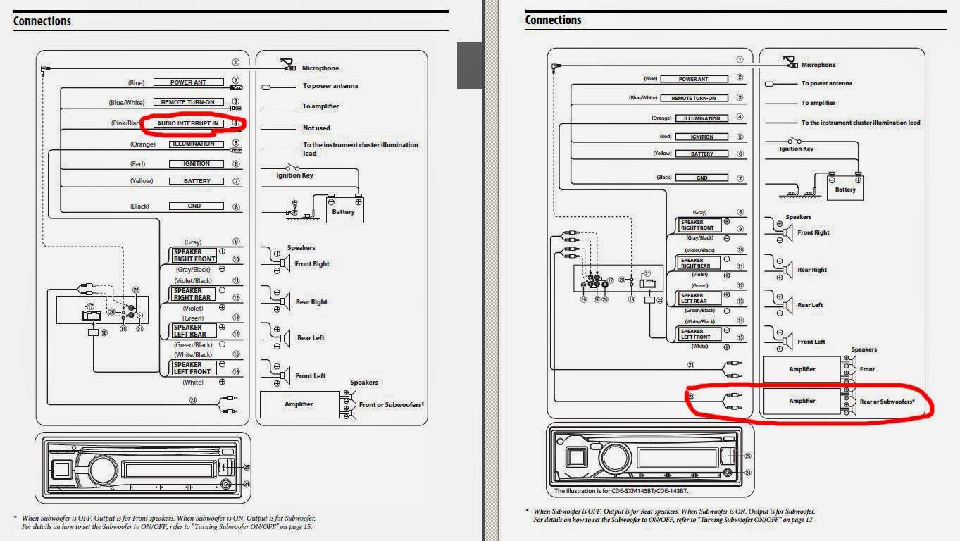 Alpine Mrp M350 Wiring Diagram