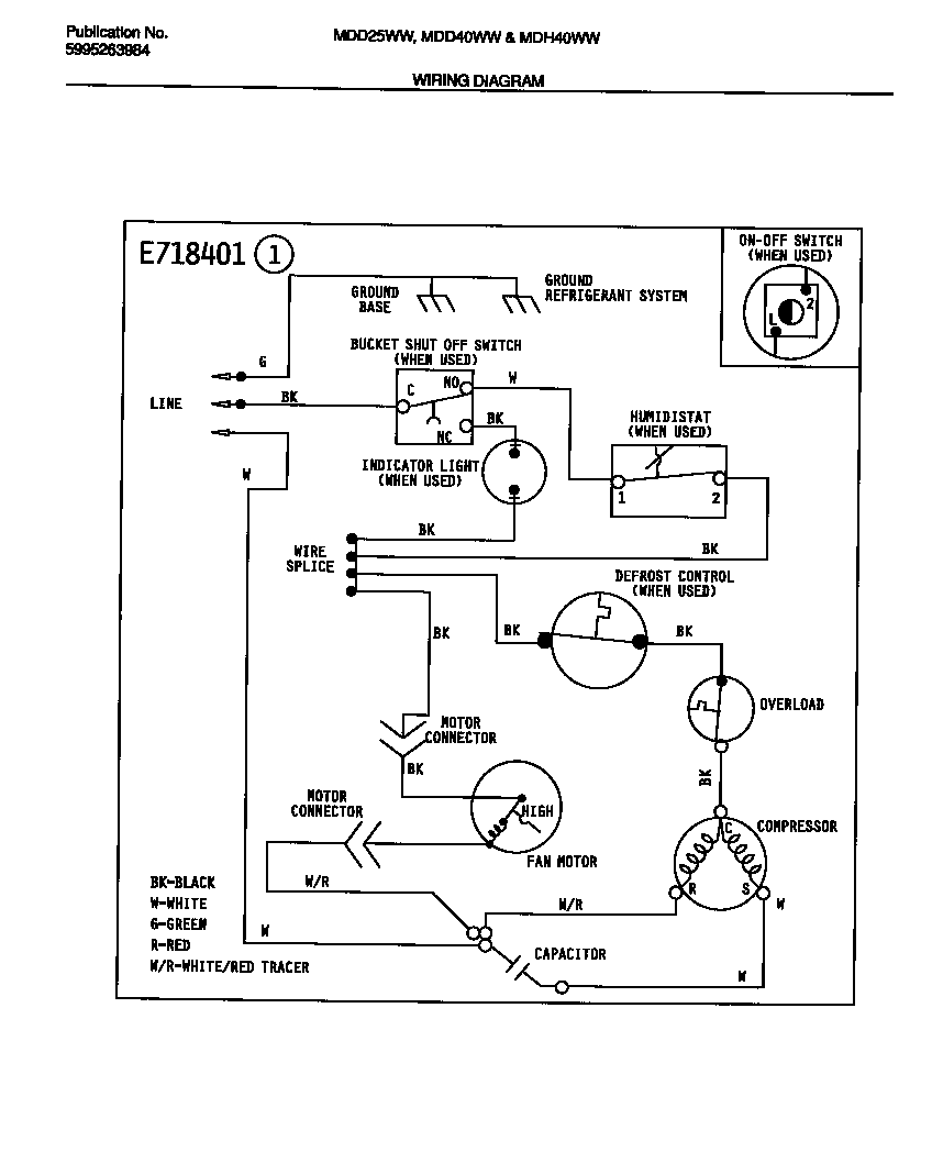 Aprilaire 600 Wiring