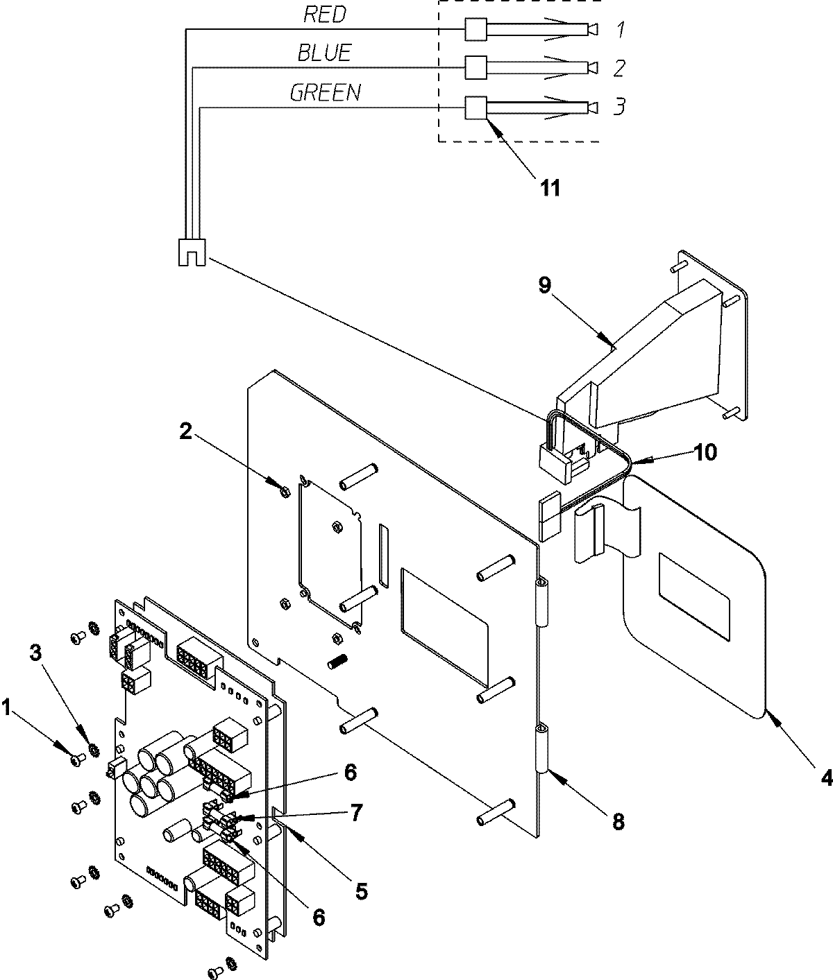 Atwood 8535-iv-dclp Wiring Diagram