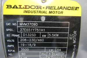 Baldor Reliance Super E Motor Wiring Diagram