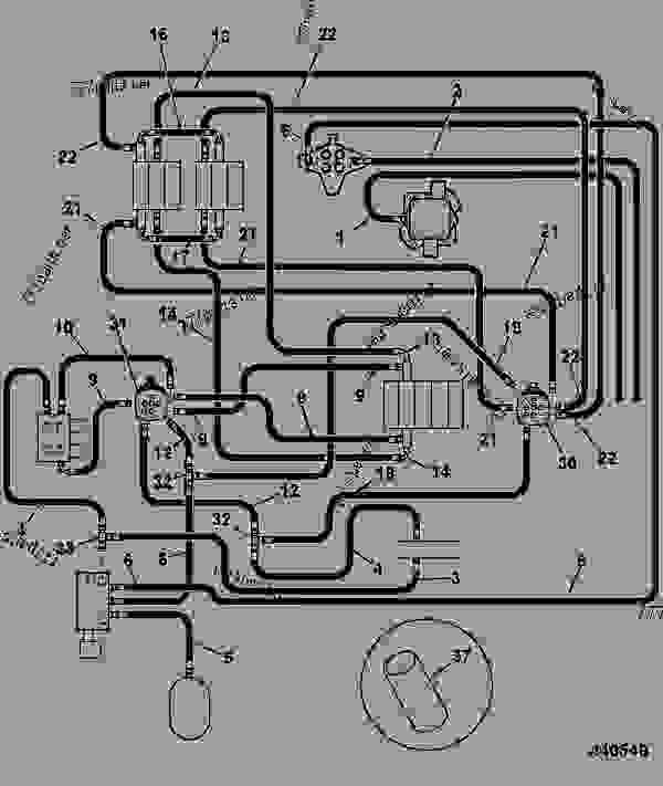 Bobcat 853 Wiring Diagram
