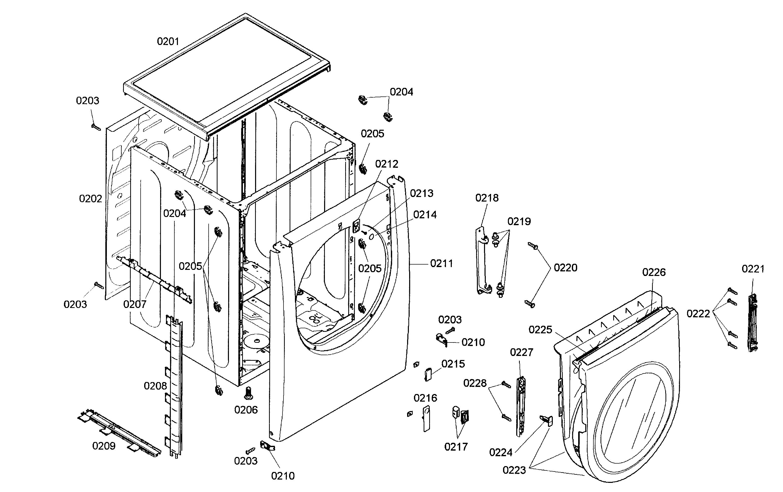 Bosch She44c Control Board Wiring Diagram