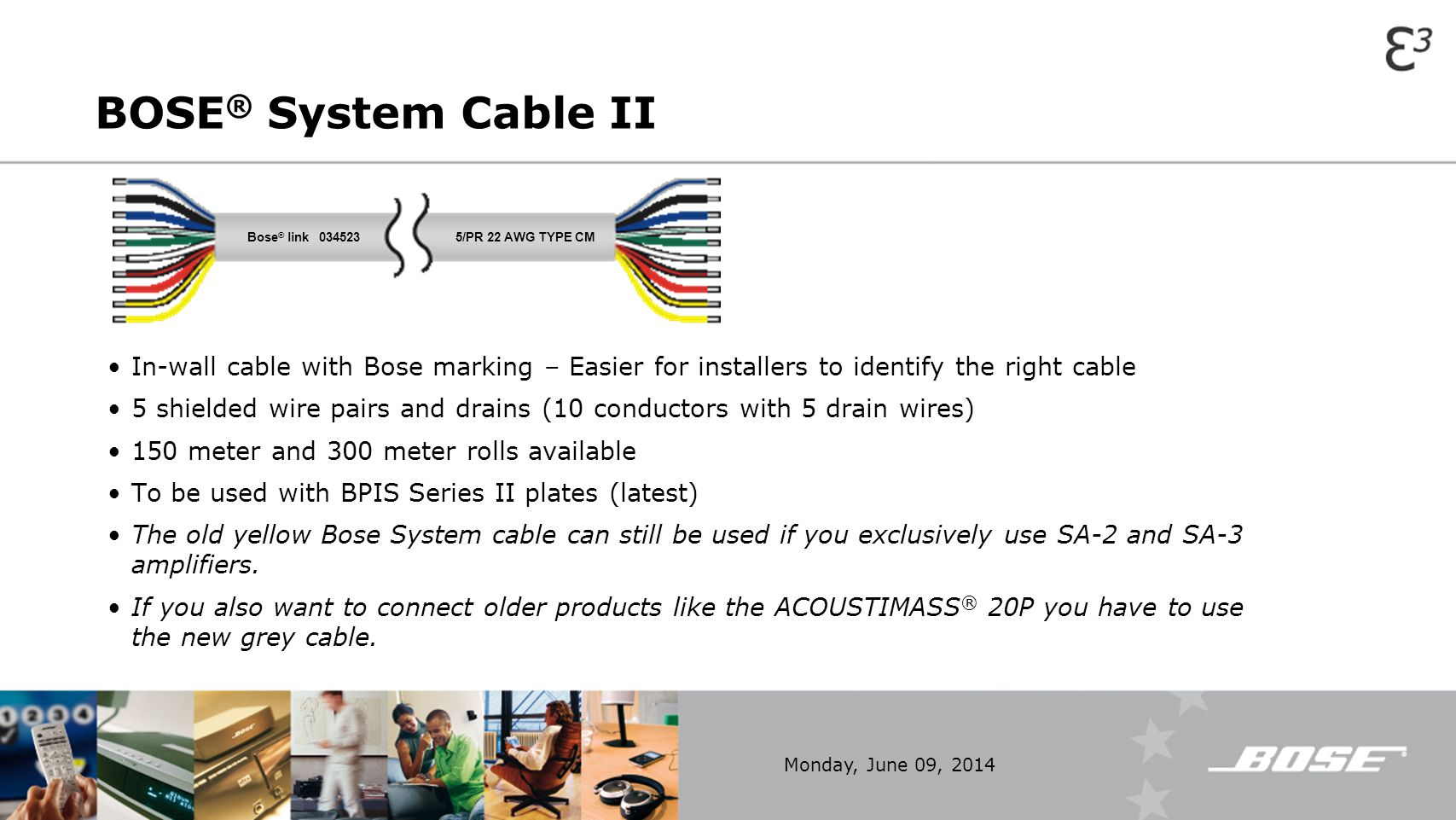 hight resolution of bose acoustimas audio in cable wire diagram