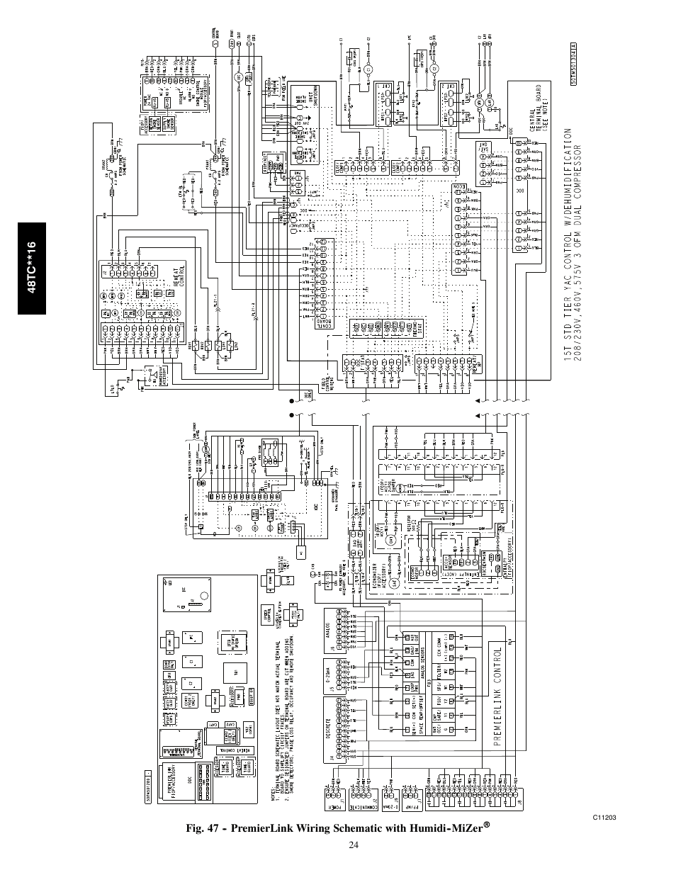 Carrier 26542 Wiring Diagram