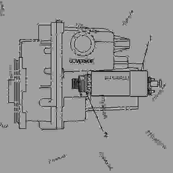 Cat 3116 115-1615 Relay Wiring Diagram