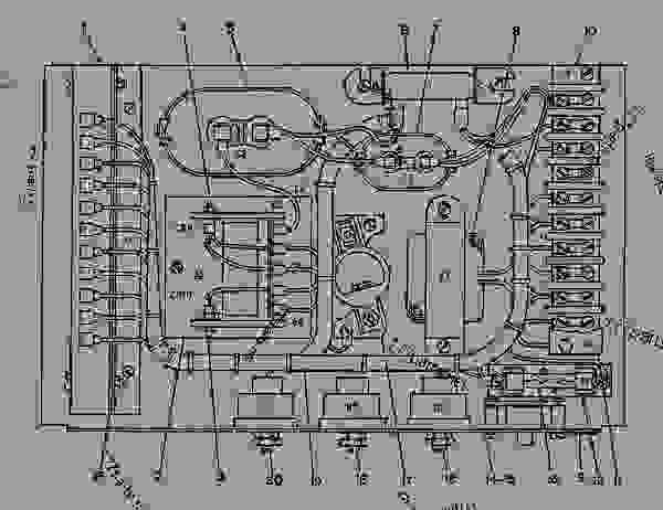 Caterpillar Sr4 Generator Wiring Diagram