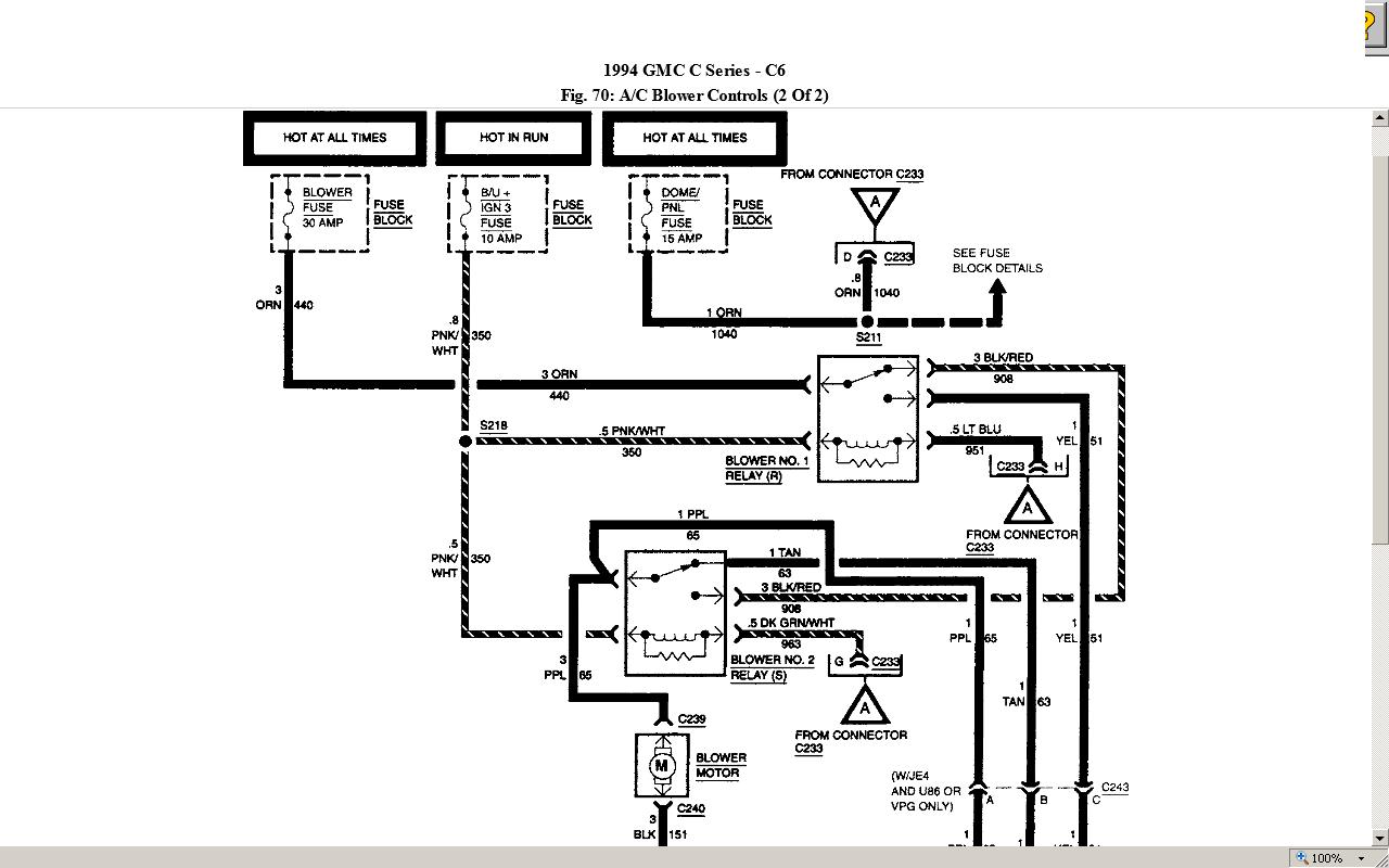 Chevy C Wiring Diagram