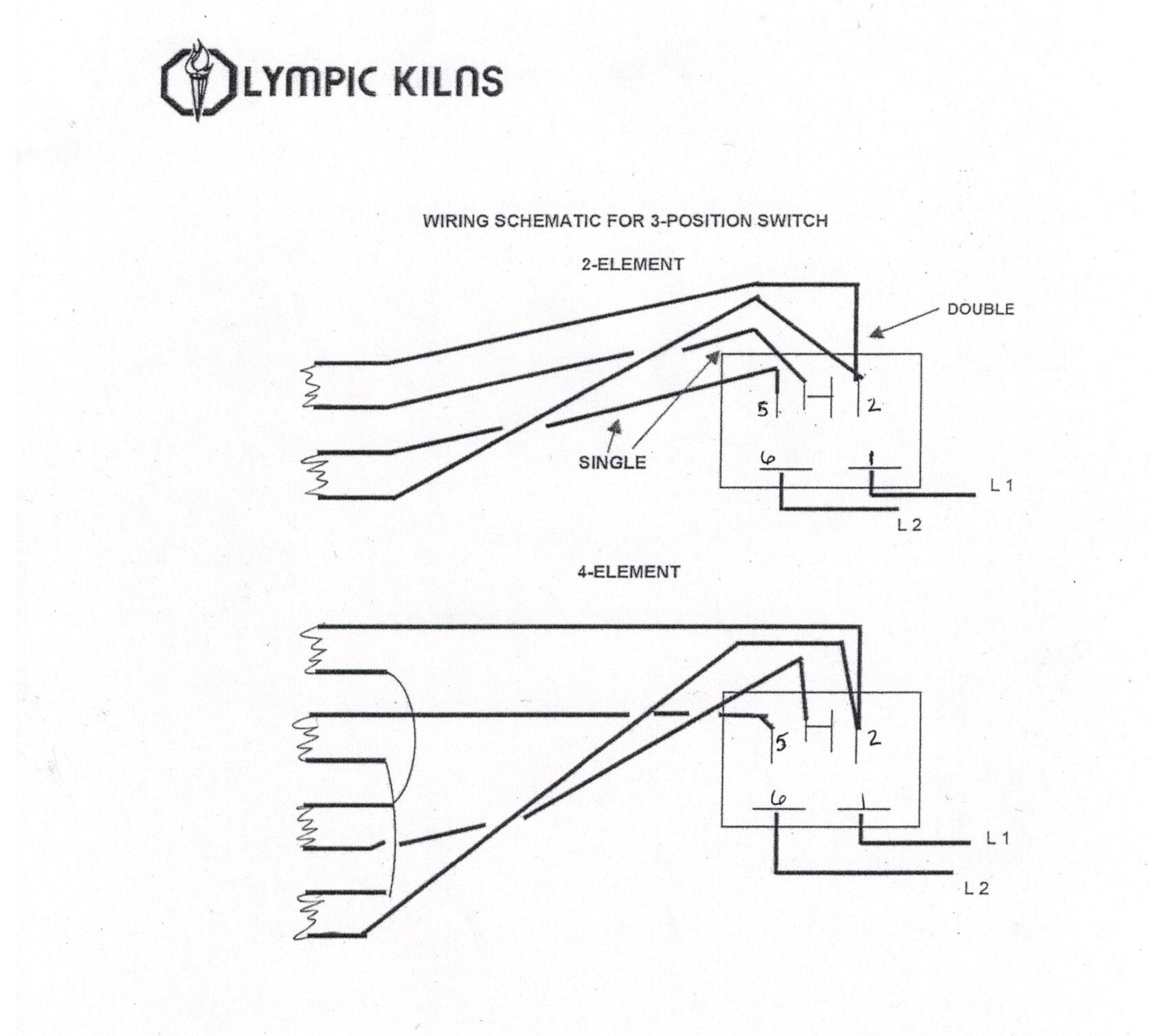 Cress Kiln Relay Wiring Diagram