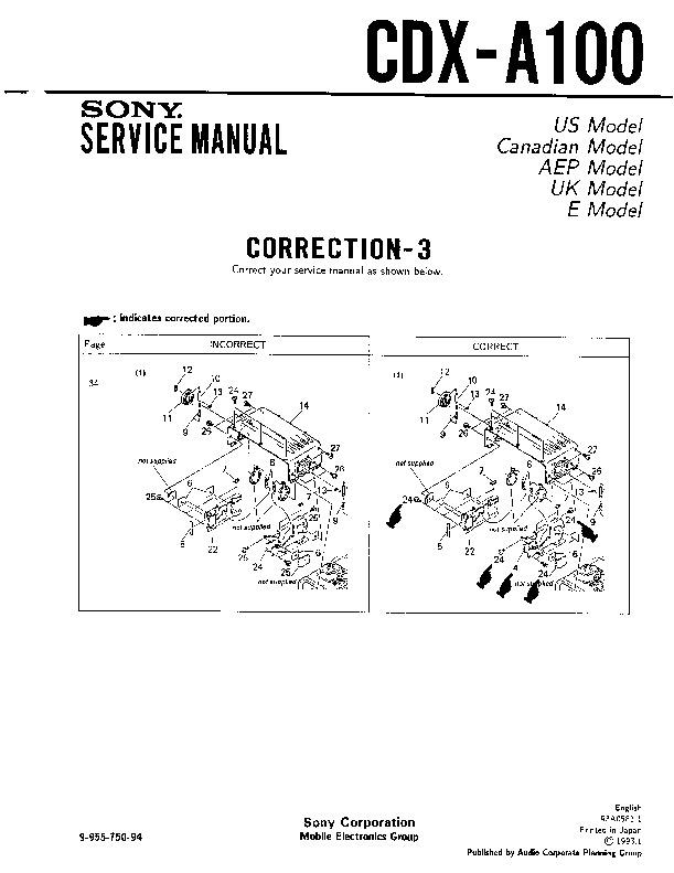 Crutchfield Wiring Diagram 2001-07 Sequoia