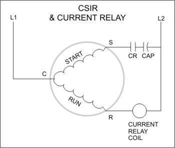 Csr Compressor Wiring Diagram