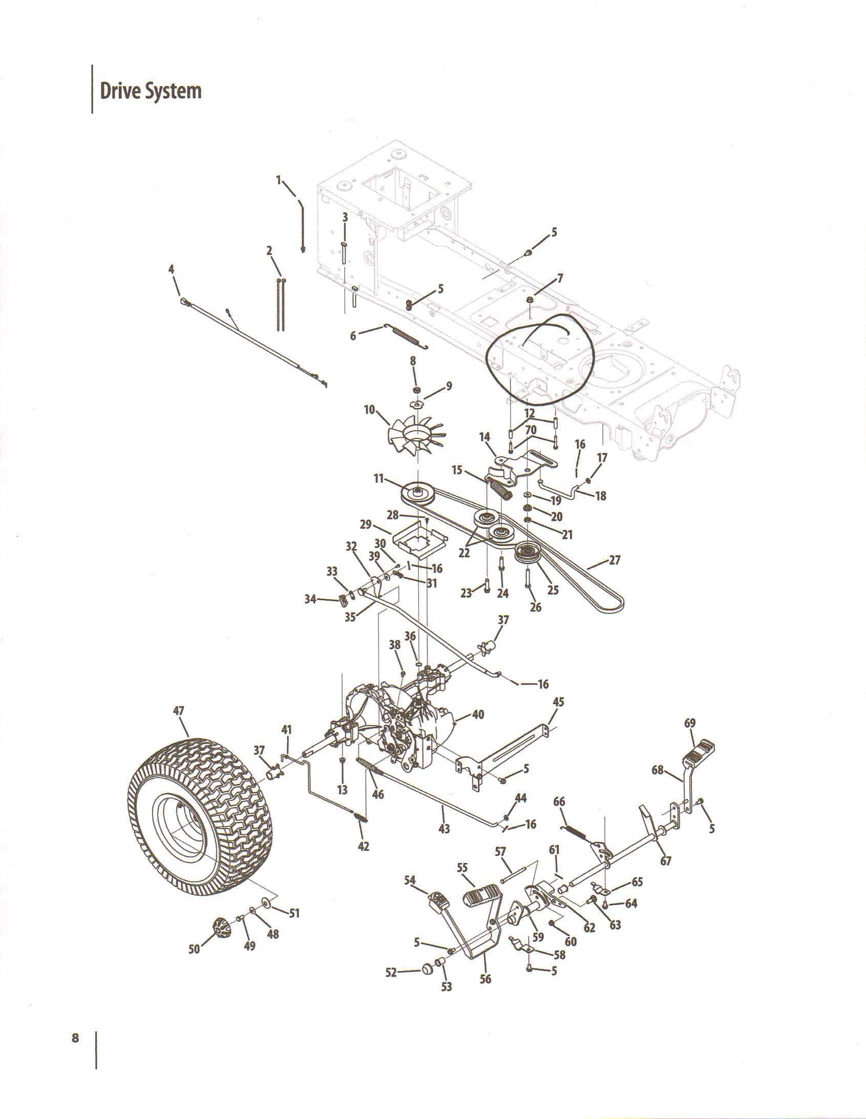 hight resolution of cub cadet lt1045 belt diagram