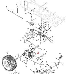 cub cadet sltx 1054 drive belt diagram on cub cadet mowing cub cadet 149  [ 782 x 1037 Pixel ]