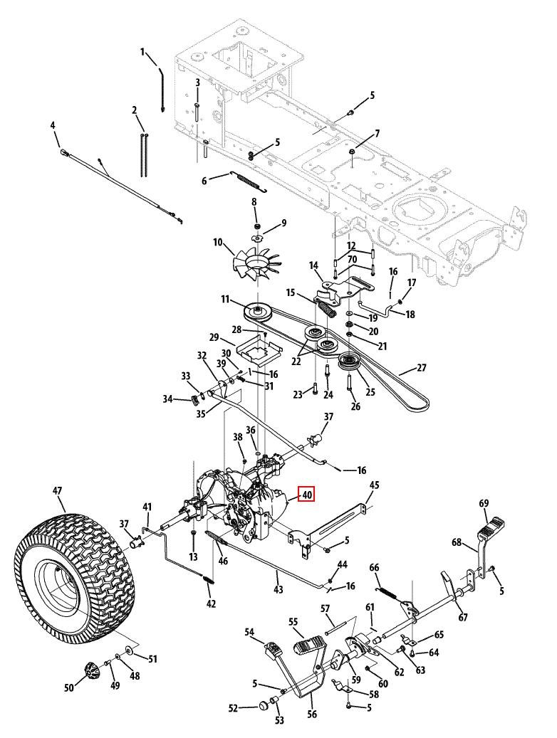 medium resolution of  cub cadet sltx 1054 drive belt diagram on cub cadet mowing cub cadet 149