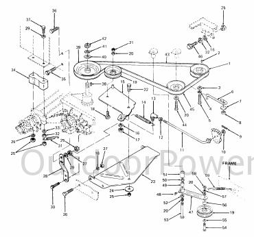 Cub Cadet Xt1 Parts Diagram