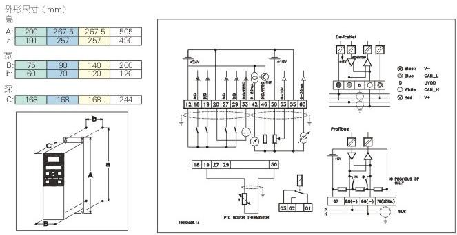 Danfoss 715 Wiring Diagram
