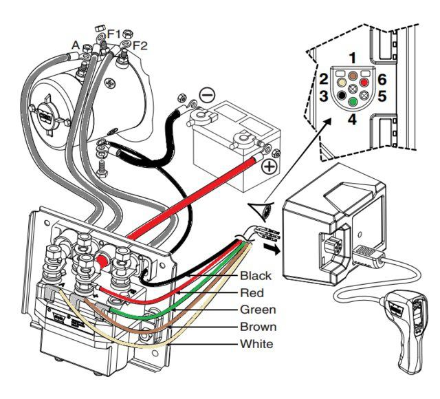Dpdt Momentary Winch Switch Wiring Diagram