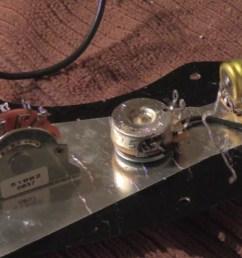 fender squier telecaster custom wiring diagram [ 1280 x 720 Pixel ]