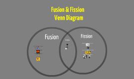 Fission And Fusion Venn Diagram
