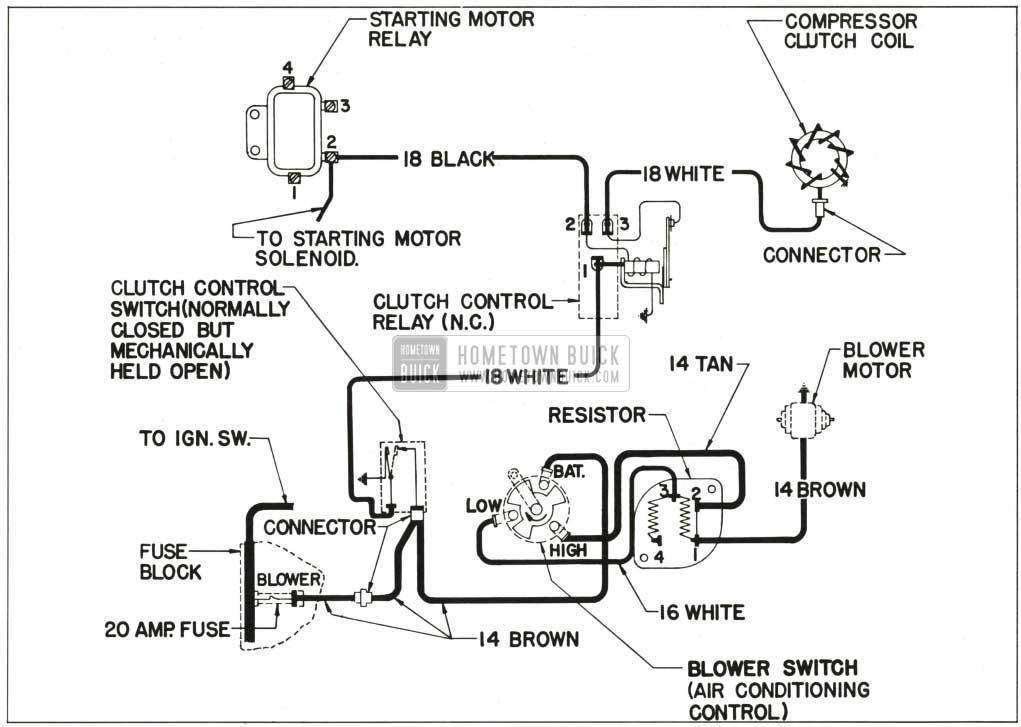 Ford New Holland 7740 Air Conditioner Wiring Diagram
