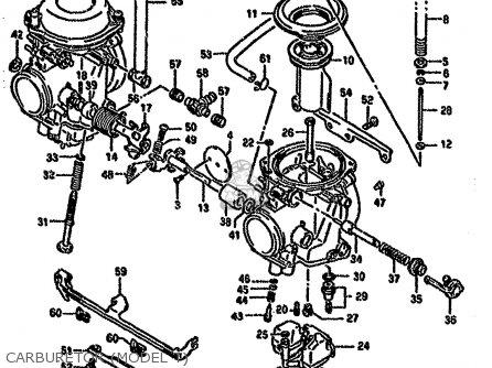 Gs500 Carburetor Diagram