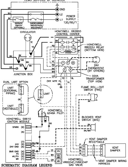 Gvd-6 Wiring Diagram