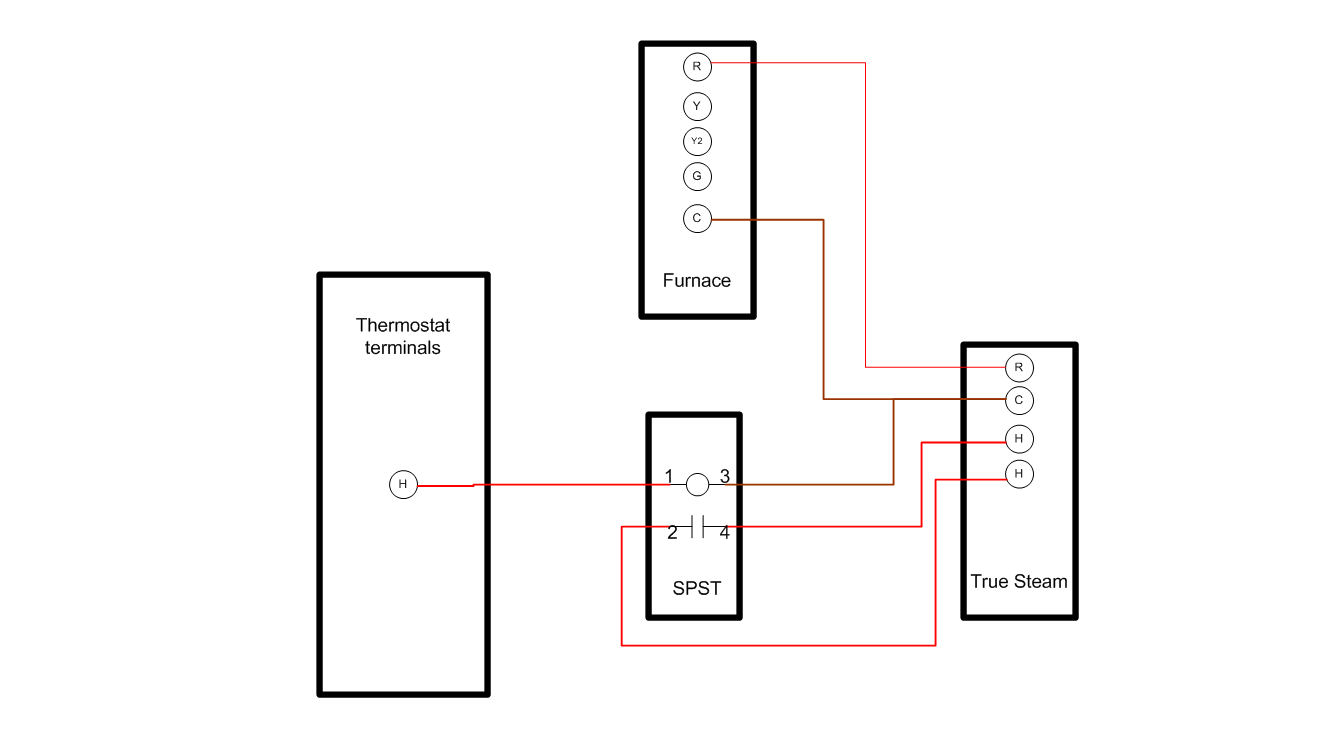 Honeywell T8602c Wiring Diagram