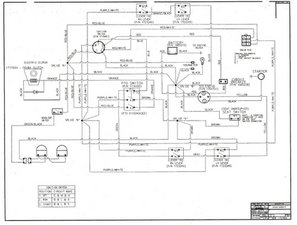 Troy Bilt Riding Mower Wiring. Wiring. Wiring Diagram Images