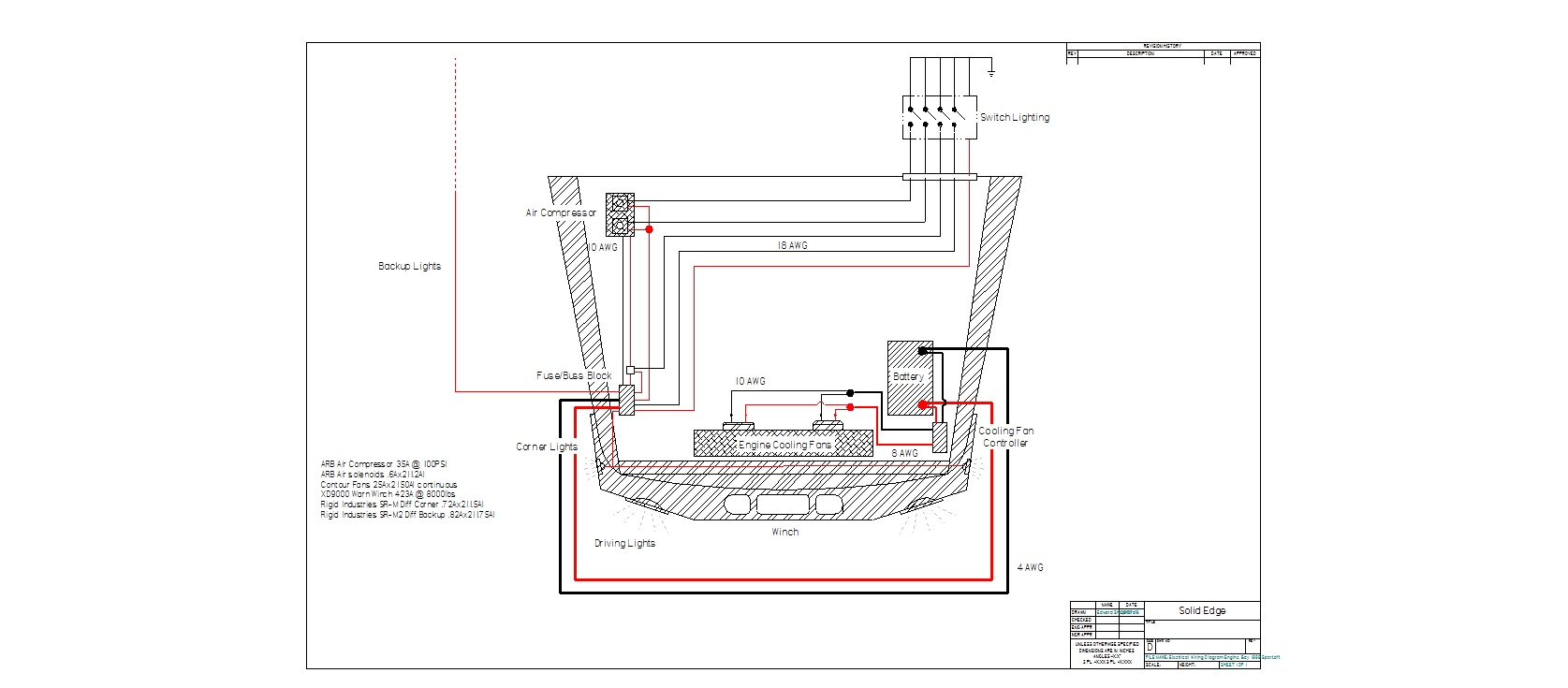 Ingersoll Rand T30 Wiring Diagram