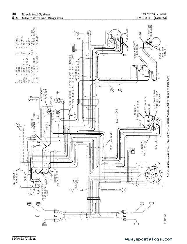 Jd 4020 Wiring Diagram