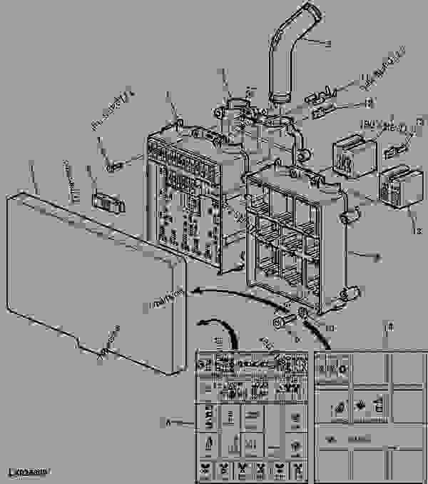 Jd 6405 Radio Wiring Diagram Site