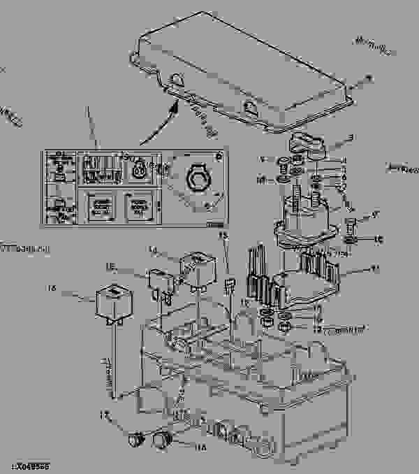 John Deere 5083e A/c Blower Wiring Diagram