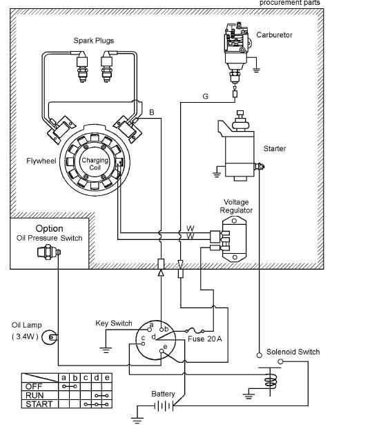 John Deere Zero Turn 26hp Briggs Wiring Diagram