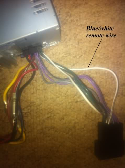 Clarion Car Stereo Wiring Diagram On Jvc Cd Player Wiring Diagram