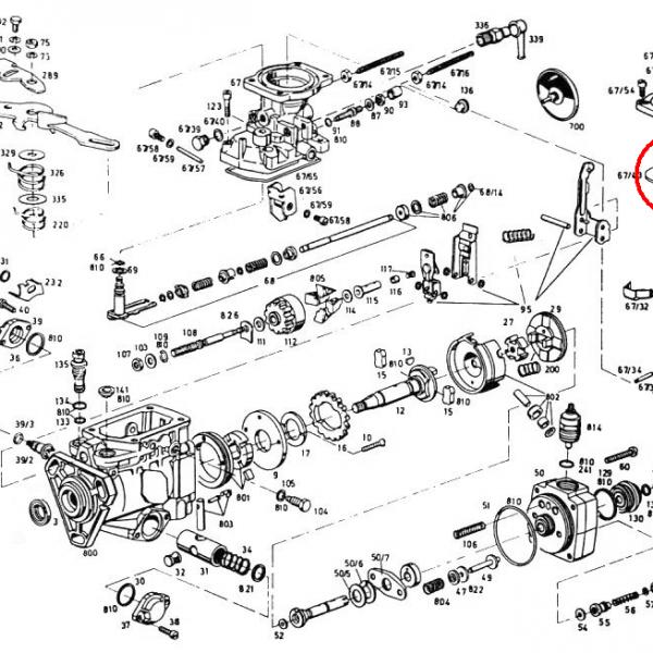 Kubota L4200 Parts Diagram