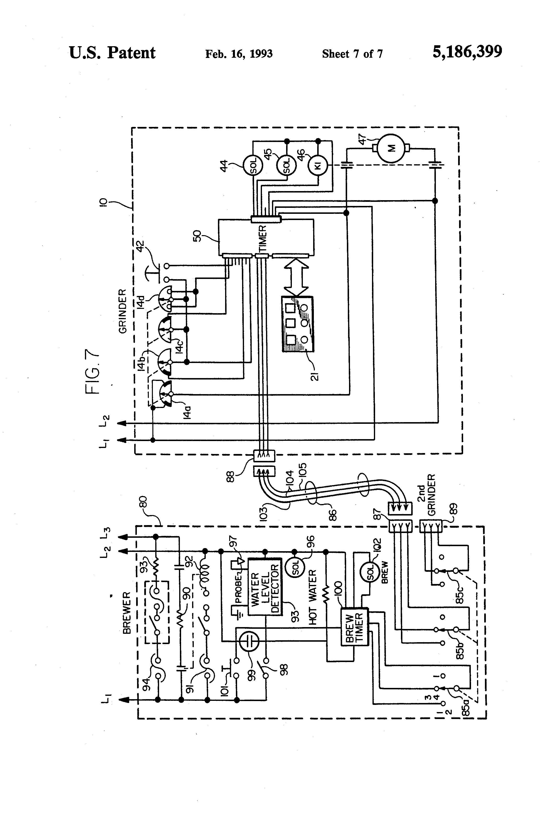 La Marzocco Linea Wiring Diagram