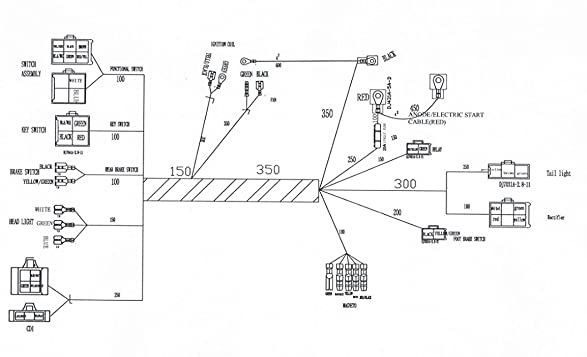 Lifan Mc-18 Wiring Diagram