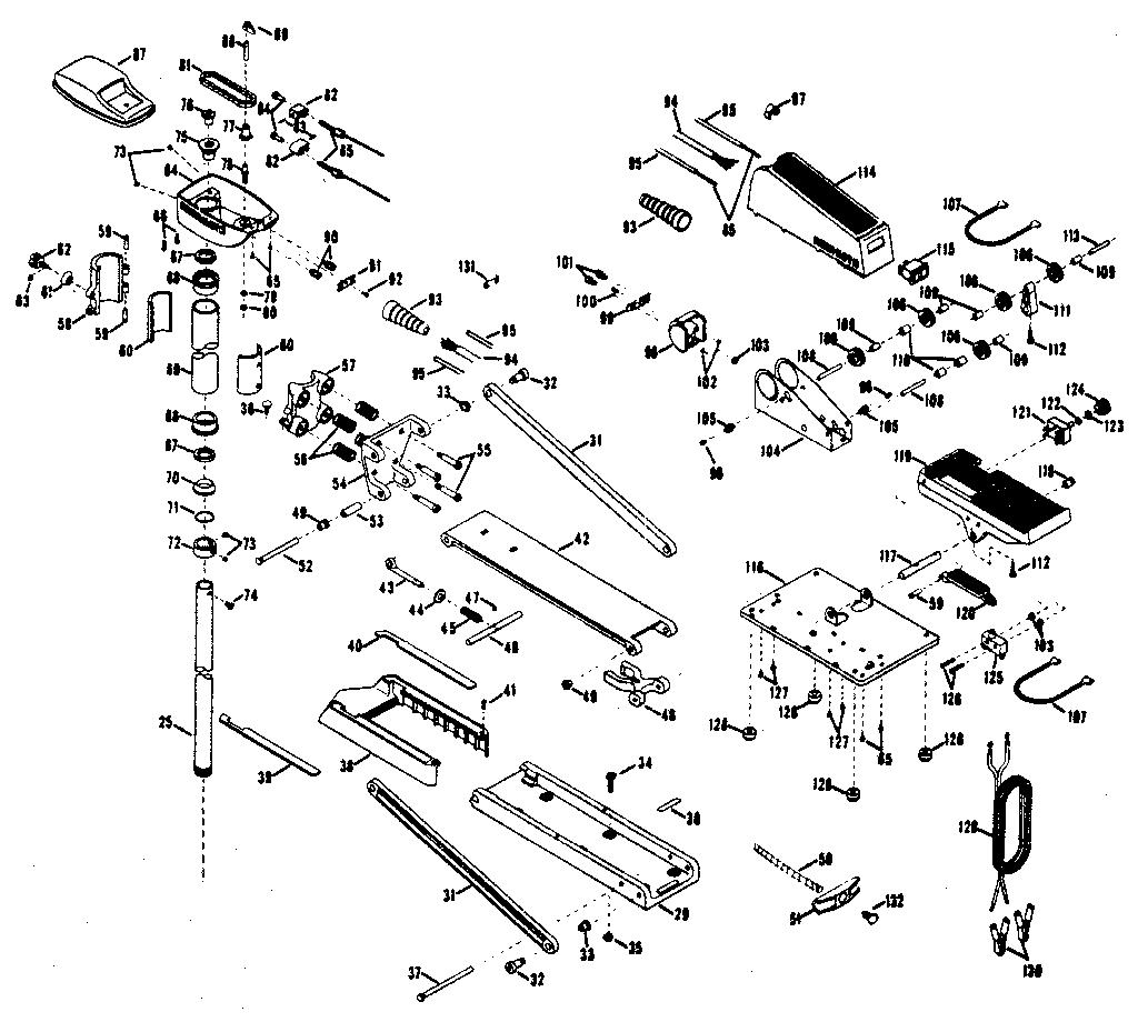 Minn Kota Maxxum Parts Diagram