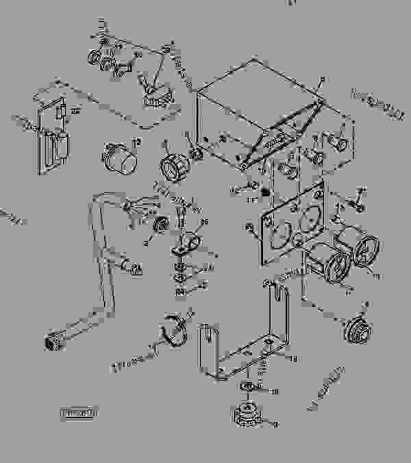 Monitor Wiring Diagram For Case 5430 Baler