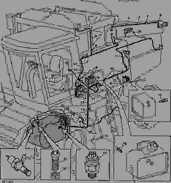 Mott Flail Mower Parts Diagram