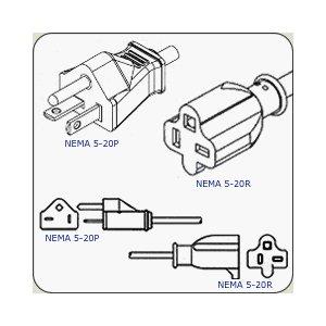 Nema L14-20 Wiring Diagram When Using A Wild Leg