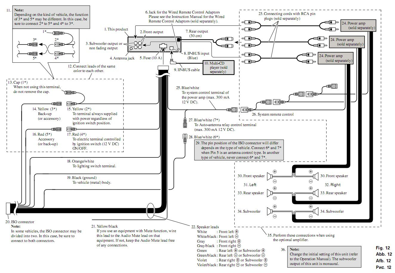 Pioneer Deh-x8600bh Wiring Diagram