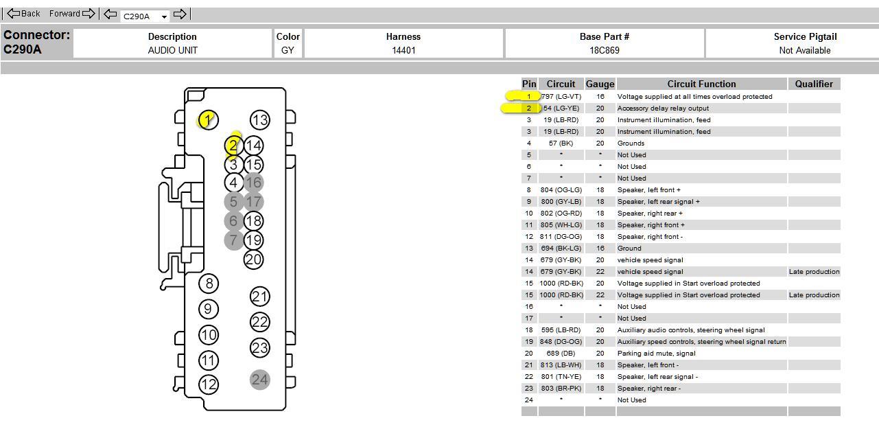 Pioneer Dxt-2369ub Wiring Diagram