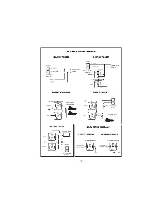 Pwd701 Wiring Diagram