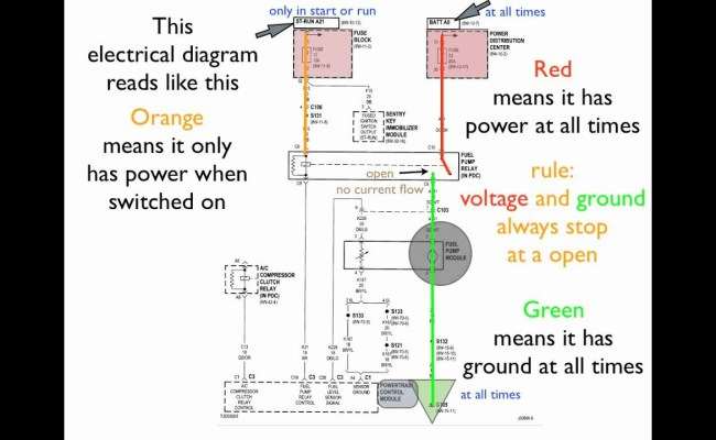 How To Read Understand And Use A Wiring Diagram Part 1 The Basics – Cute766 | Realfixesrealfast Wiring Diagrams |  | Cute766