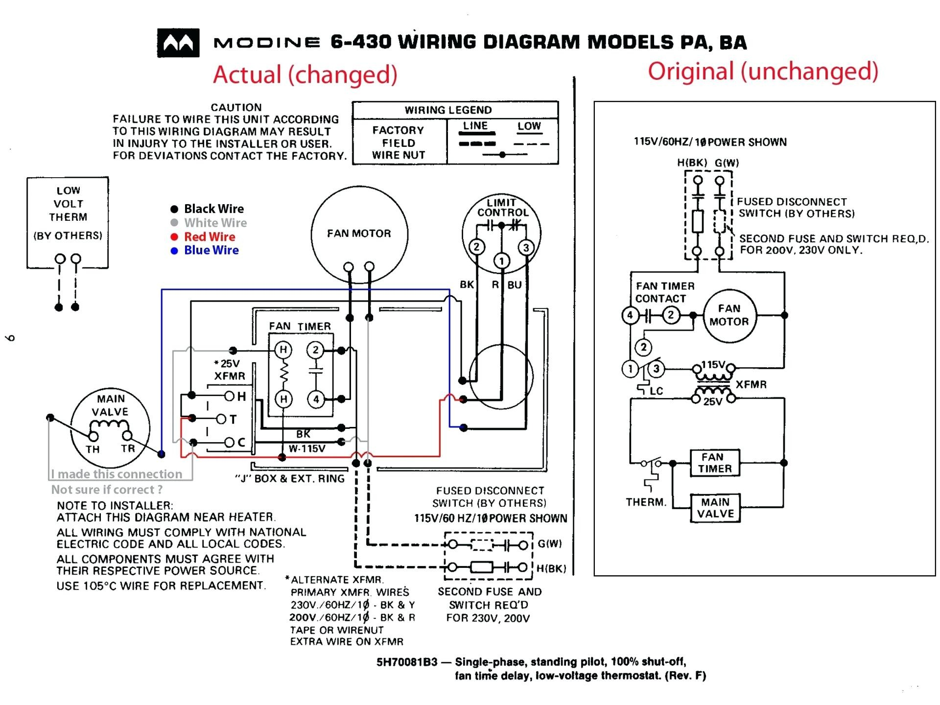 Rescue Hvac Motor 120v 1/2 Hp Wiring Diagram