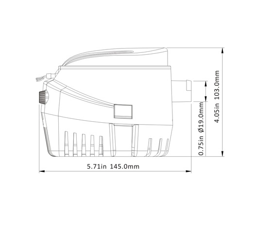Seaflo Automatic Bilge Pump Wiring Diagram