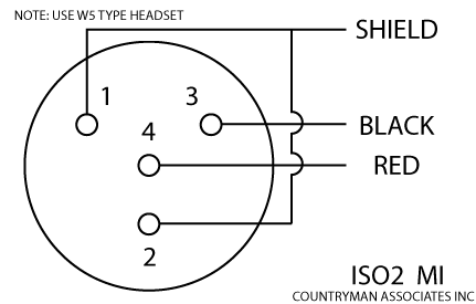 Sennheiser Receiver Xlr To Mini Cable Wiring Diagram