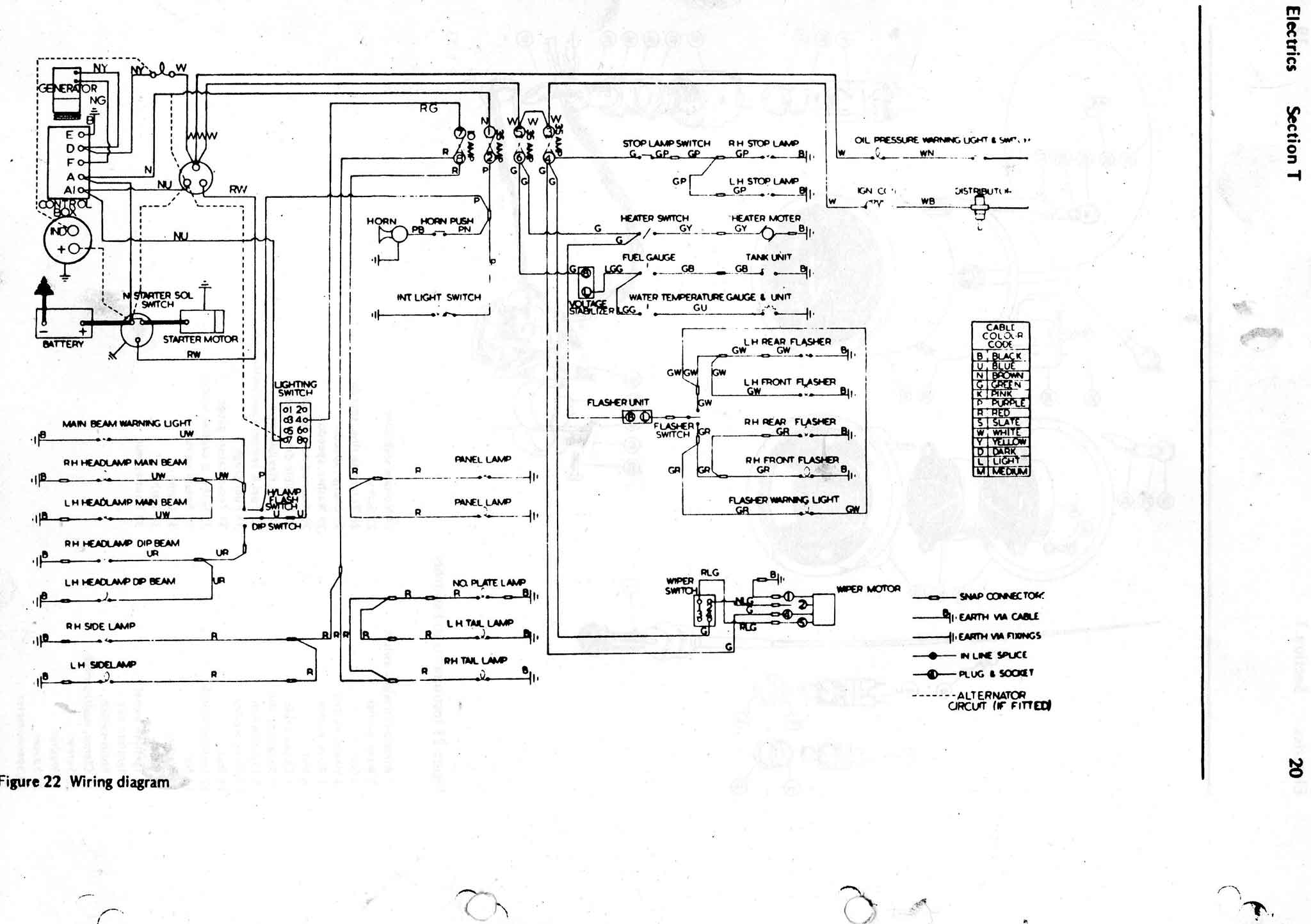 Snugtop Rebel Wiring Diagram